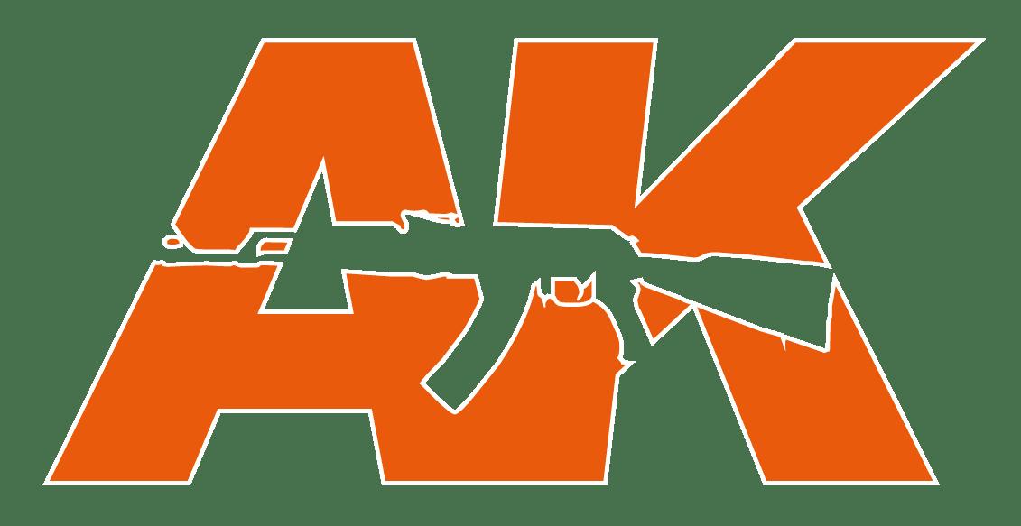 AK-Pigmenten