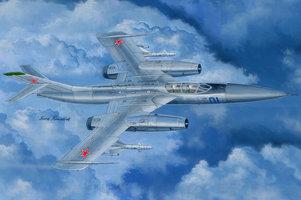 Hobby Boss Russian Yak-28p Firebar  1:48