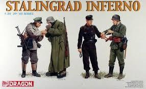 Dragon Stalingrad Inferno  1:35