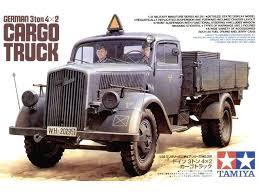 Tamiya German Cargo Truck 1:35