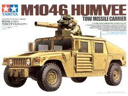 Tamiya M1046 Humvee 1:35