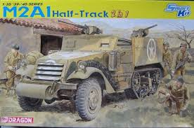 Dragon M2A1 Half-track 1:35