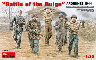 Miniart Battle of the Bulge 1:35