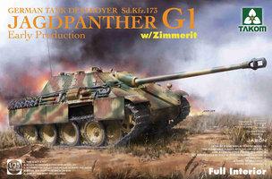 Takom Jagdpanther G1,Sd.Kfz.173  1:35
