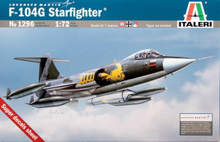 Italeri  F-104G Starfighter  1:72