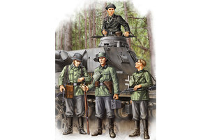 HobbyBoss German Infantry Set 1:35