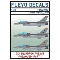 Flevo Decals 32-012