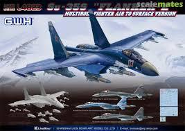 GWH L4823  Su-35 Flanker 1:48