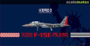 GWH S7201  F-15E 75th D-Day