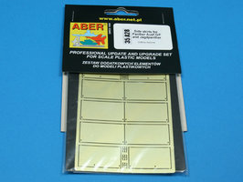 Aber Side skirts for Panther Ausf.G/F and Jagdpanther 1:35
