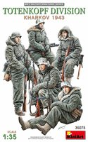 Miniart Totenkopf Division Kharkov 1943 1:35