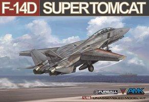 AMK F-14D Super Tomcat  1:48