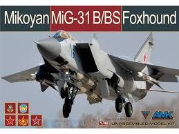 AMK Mig-31 B/BS Foxhound 1:48