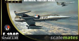 Kinetic F-104G RNAF  1:48