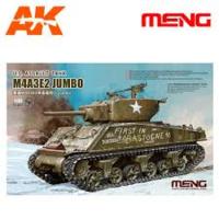 MENG U.S.Assault Tank M4A3E2 Jumbo 1:35