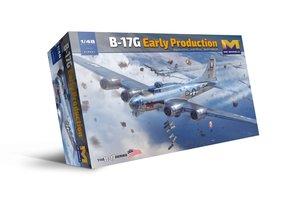 Hong Kong Models  B-17G Flying Fortress  1:48