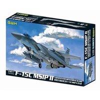 Great Wall Hobby F-15 MSIP U.S National Air Guard 1:48