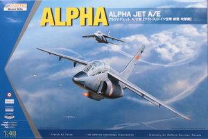 Kinetic Alpha Jet A/E  1:48