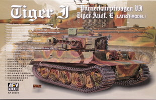 AFV Club Tiger I Ausf.E  1:35