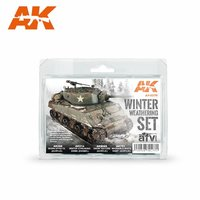 AK Winter weathering set