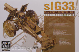 AFV SIG33 15cm Heavy Infantry Gun 1:35