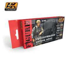 AK Splittermuster Uniform Colors