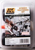 AK Interior Weathering Set