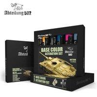 Abteilung 502 Base Color  Set