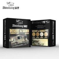 Abteilung502 Desert&Sand