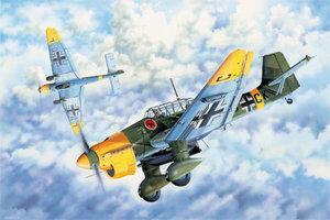 Trumpeter Junkers Ju-87B-2 Stuka 1:32