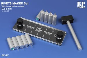 RP Toolz Rivets Maker Set