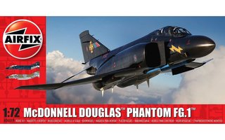 Airfix McDonnell Douglas FG.1 Phantom  1:72