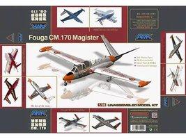 AMK Fouga CM.170 Magister 1:48