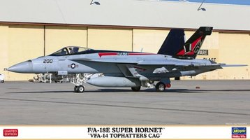 Hasegawa F/A-18E Super Hornet 1:72