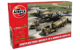 Airfix Eighth Air Force set 1:72