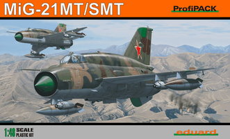 Eduard Mig-21SMT ProfiPack Edition  1:48