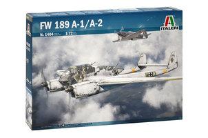 Italeri FW189 A-1/A-2  1:72