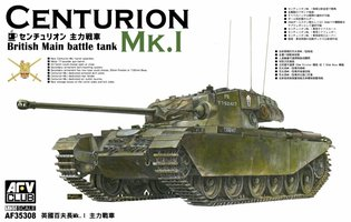 AFV Centurion Mk.1 British Main Battle Tank   1:35