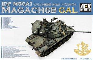 AFV IDF M60A1 Magach 6B GAL  1:35