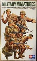 Tamiya German Front Line Infantryman