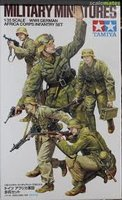 Tamiya German Africa Corps Infantry set