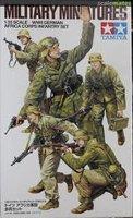Tamiya German Africa Corps Infantry set