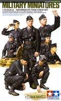 Tamiya Wehrmacht Tank Crew