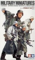 Tamiya German Assault Infantry w/Winter Gear