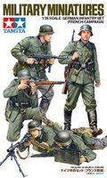 Tamiya German Infantry set(French Campagne 1940)
