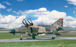Italeri F-4E Phantom II 1:48