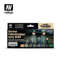 Vallejo Model Color German Fallschirmjager Early WWII