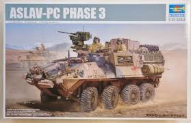 Trumpeter ASLAV-PC Phase3  1:35