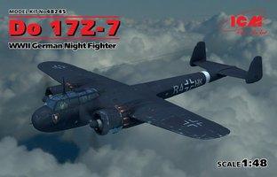 ICM  Do-17Z-7   1:48