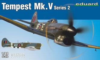 Eduard Tempest Mk.V Series 2  1:48